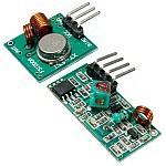 Arduino Sensor 433Mhz RF Transmitter With Receiver Kit For Arduino ARM MCU Wireless