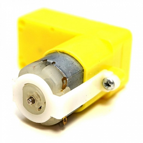 DC 3-6v BO Gear Motor One side Shaft For Arduino Smart Car - DC Gear Motor - Motor and Driver