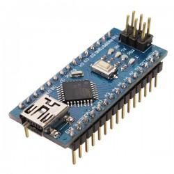 Arduino Nano R3 Board with CH340 chip SOLDERED
