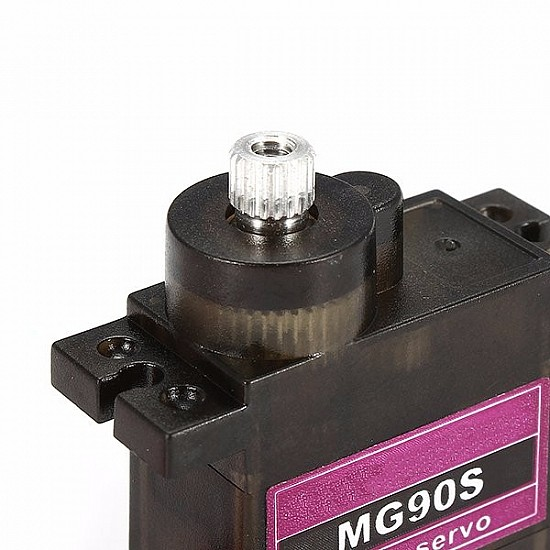 MG90S Metal Gear Micro Servo  For RC Model - Other - Arduino