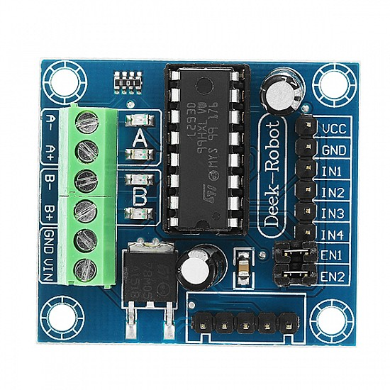 L293D Motor Drive Module - Stepper Motor and Drivers - Motor and Driver