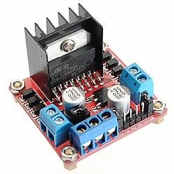 L298N Motor Driver Module For Arduino