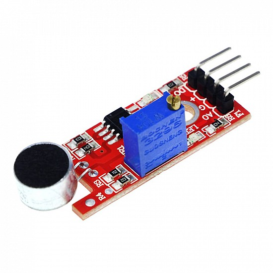 KY-037 High Sensitivity Sound Microphone Sensor Detection Module for Arduino AVR PIC - Sensor - Arduino