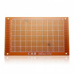 9 x 15cm PCB Prototyping Printed Circuit Board Breadboard