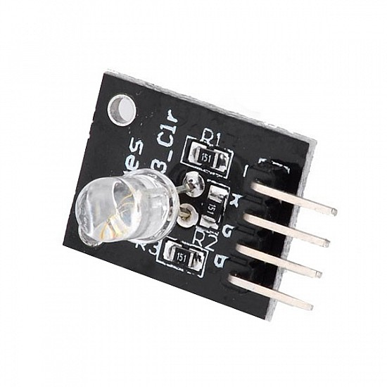 RGB 3 Color LED Module For Arduino Red Green Blue - Sensor - Arduino