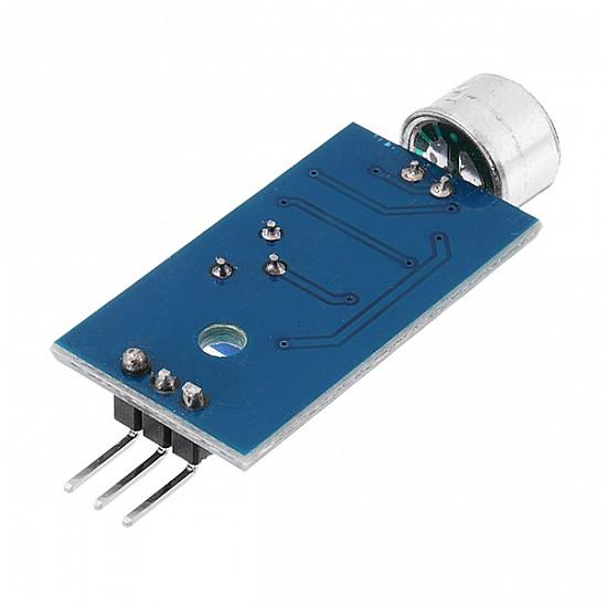 Microphone Sound Sensor Module Voice Sensor High Sensitivity Sound Detection Module Whistle Module - Sensor - Arduino