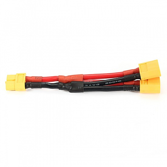 XT60 Parallel Connector 1 Female 2 Male - Other - Multirotor