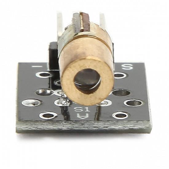 Laser Transmitter Module For Arduino - Sensor - Arduino