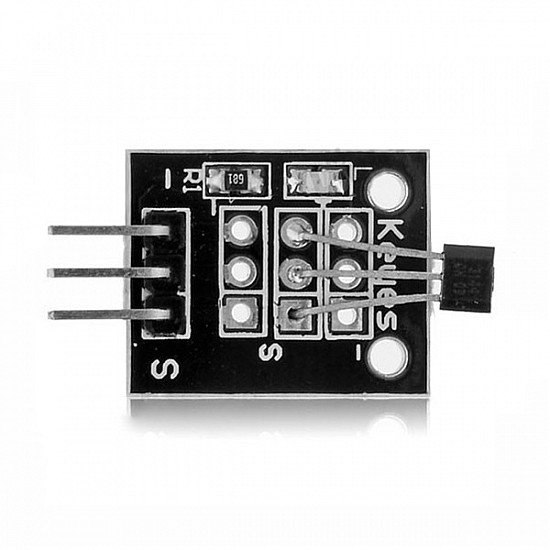 Hall Effect Magnetic Sensor Module DC 5V For Arduino - Sensor - Arduino