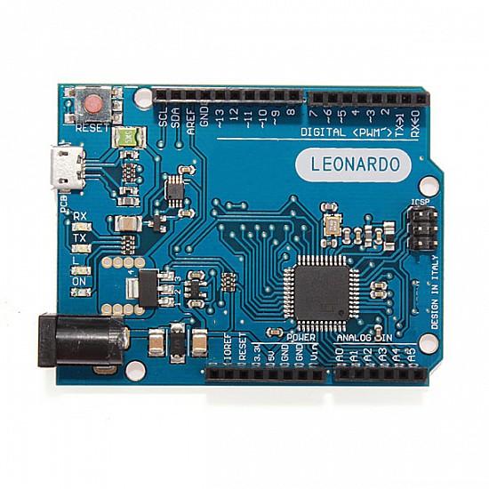 ARDUINO LEONARDO R3 BOARD - Arduino Board - Arduino