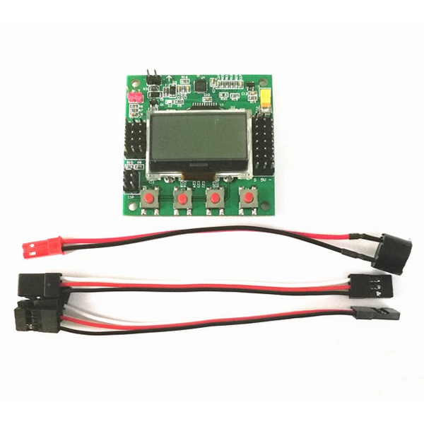 Multirotor Flight Controller KK2.1.5 LCD Flight Controll Board for FPV Racing Drone