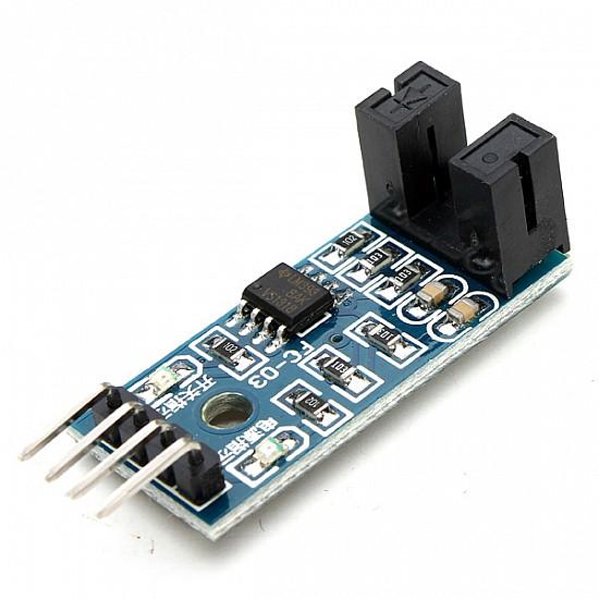 Optical slot speed measuring sensor for arduino - Sensor - Arduino