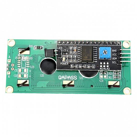 IIC/I2C  Backlight LCD Display Module For Arduino - Sensor - Arduino