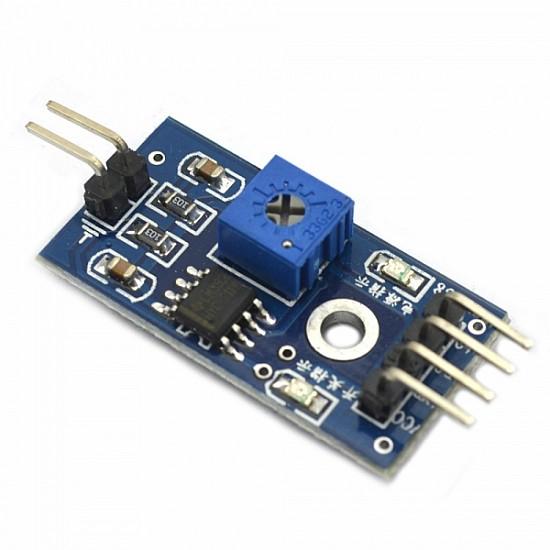 Raindrop Detection Sensor Module