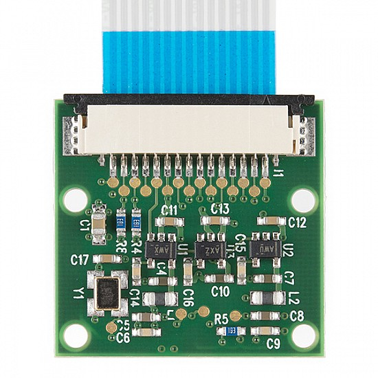 5MP Raspberry Pi 3 Model B Camera Module with cable - Raspberry Pi Accessories - Raspberry Pi