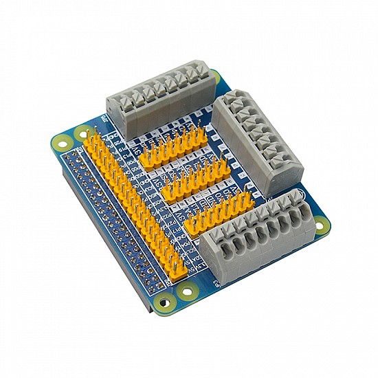 Raspberry Pi GPIO Expansion Shield Module For Raspberry PI 2,3,B,B+ Model - Raspberry Pi Accessories - Raspberry Pi