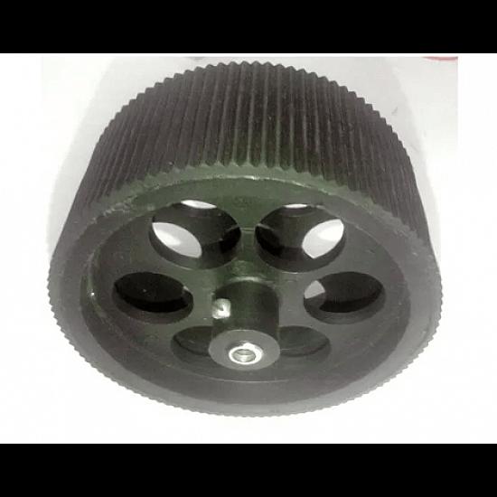 Robot Wheel 10 x 4 cm for Motors