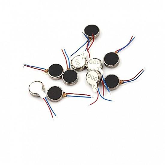 Round Micro Vibration Motor