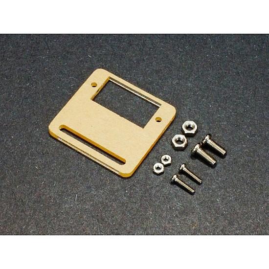Servo Mount Holder Bracket for SG90/MG90
