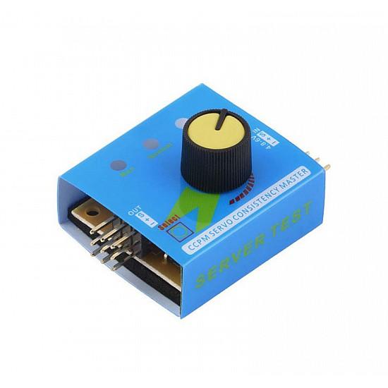 Multi Servo Tester,ESC Tester,PPM Generator - Other - Arduino
