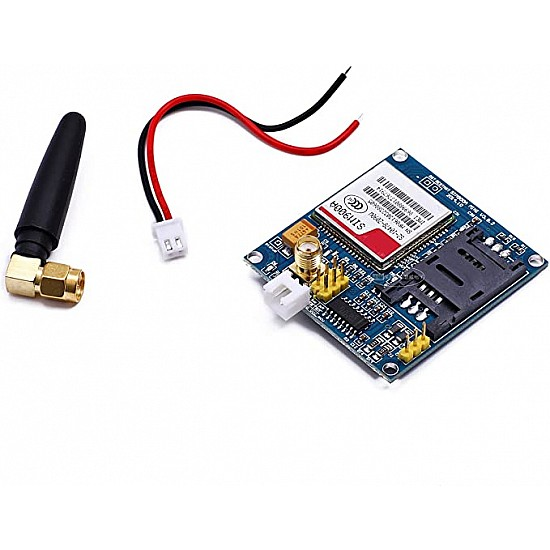 SIM900A V4.0 Kit Wireless Extension Module GSM GPRS Board with Antenna