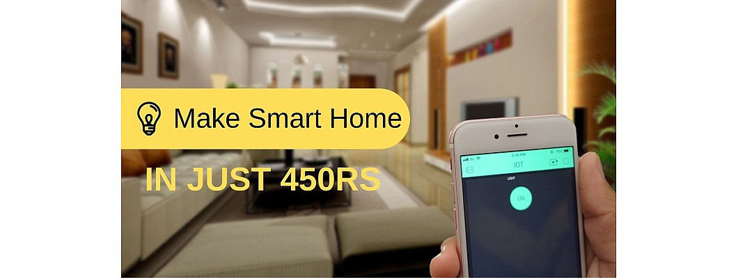 How to Make Smart home