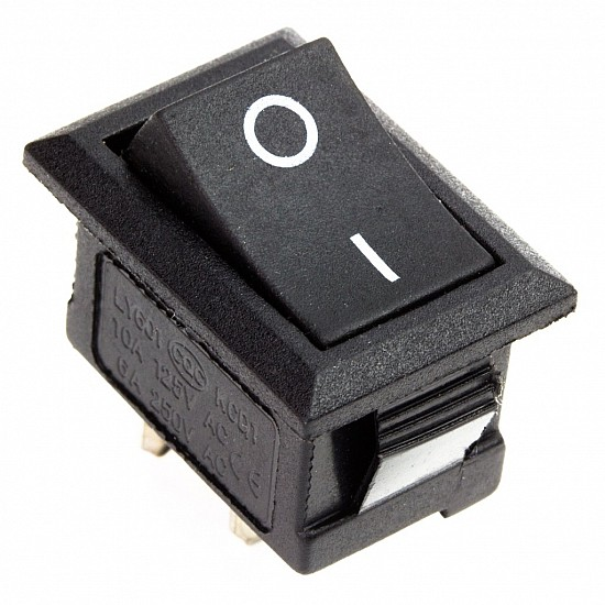 Rocker Switch SPST  ON/OFF Micro switch - Other -