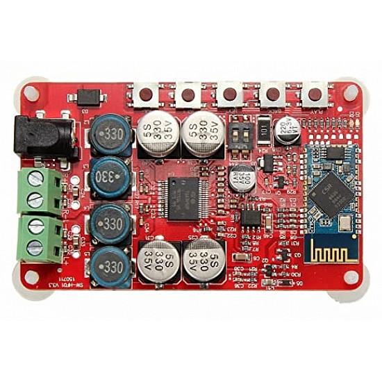 TDA7492P CSR8635 Bluetooth 4.0 Audio Receiver Digital Amplifier Board