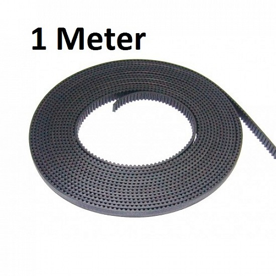 Timing Belt GT2 - 2MM Pitch - 1 Meter - 3D Printer and Accessories -