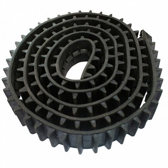Track Belt 2cm Width x 65cm Length with extra grip for Pulley wheel