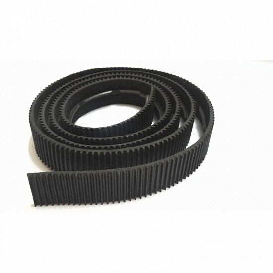 Track Belt 2cm Width x 100cm Length for Pulley wheel - Robot Spare Parts -