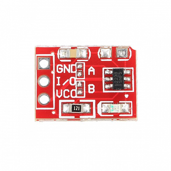 TTP223 Touch Key Capacitive Switch Module