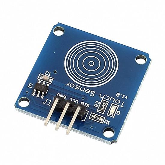 TTP223B Capacitive Touch Key Sensor Module