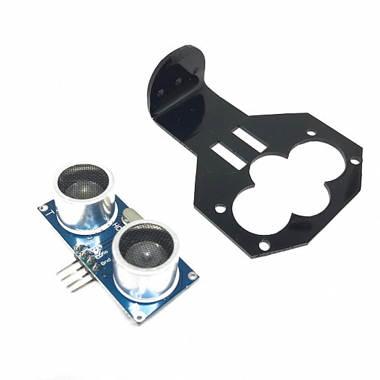 Ultrasonic Sensor HC-SR04 with Mounting Bracket