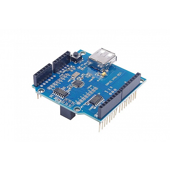 USB Host Shield compatible with Arduino