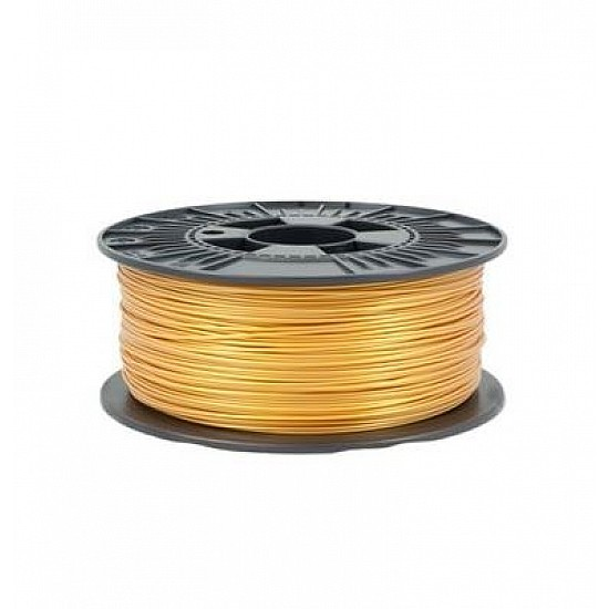 WANHAO Golden ABS 1.75 mm 1 Kg Filament For 3D Printer – Premium Quality Filament