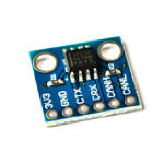 WCMCU-230 - CAN bus module based on SN65HVD230