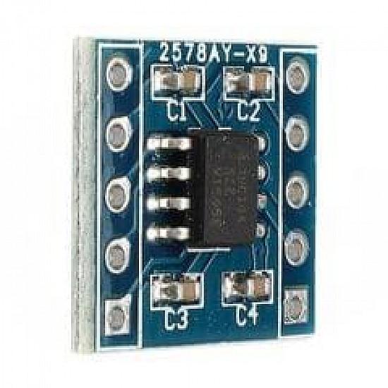 X9C104S Digital Potentiometer Board Module for Arduino