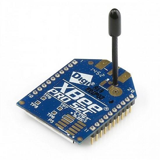 XBee Zigbee 802.15.4 2mW S2C Module with Wire Antenna