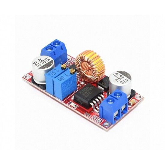 XL4015 5A DC-DC Adjustable Step Down Power Supply Module