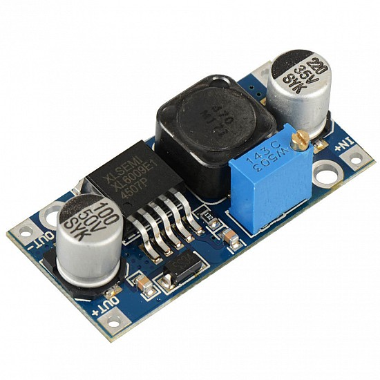 XL6009 DC-DC Step Up Boost Converter Module