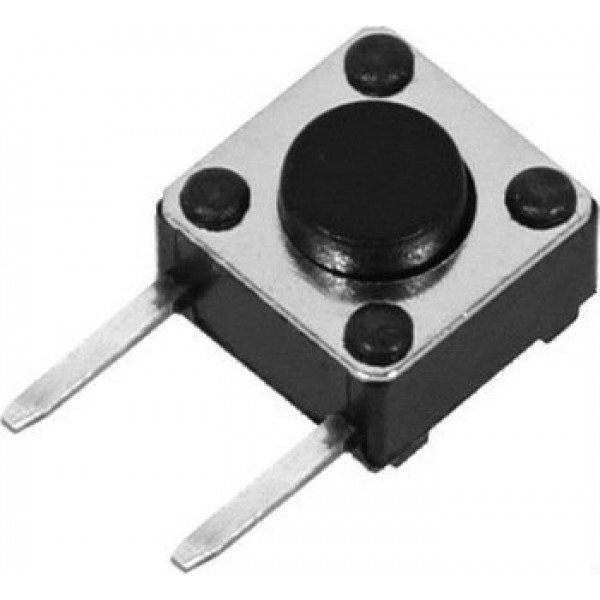 2 Pin Right Angle Tactile Switch