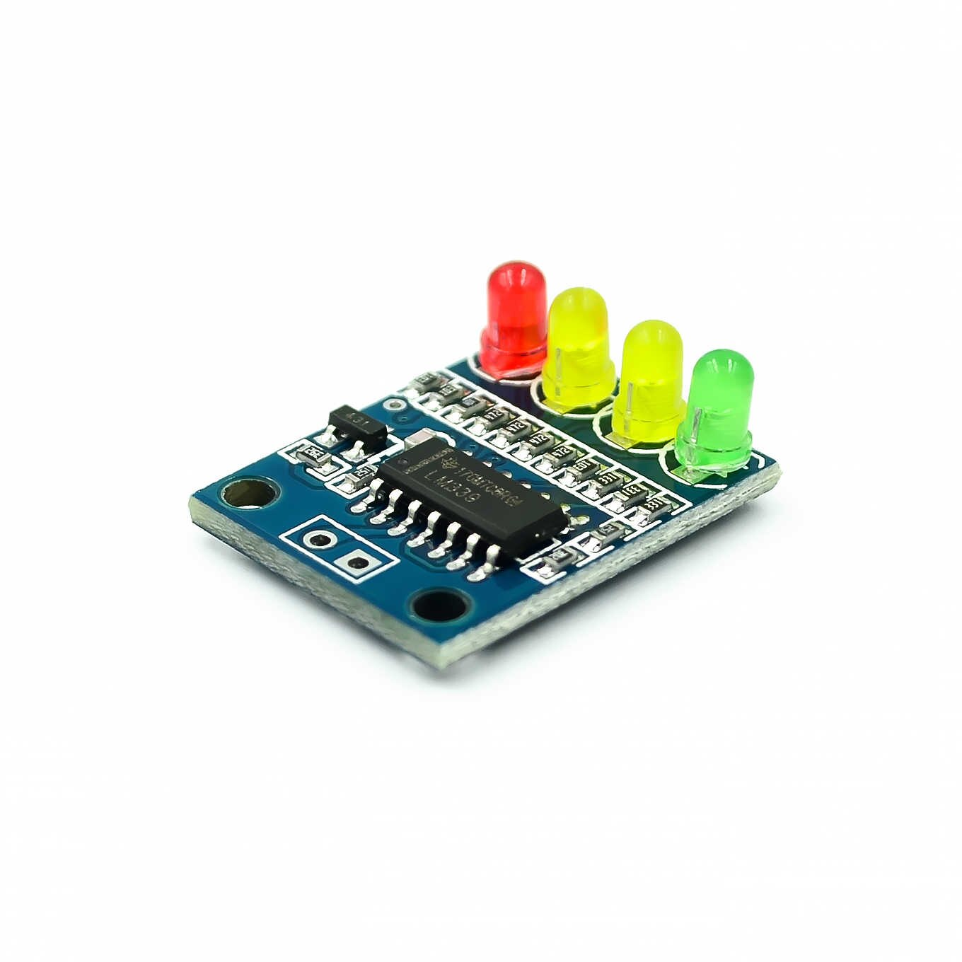 4 Power Indicator Battery Detection Module