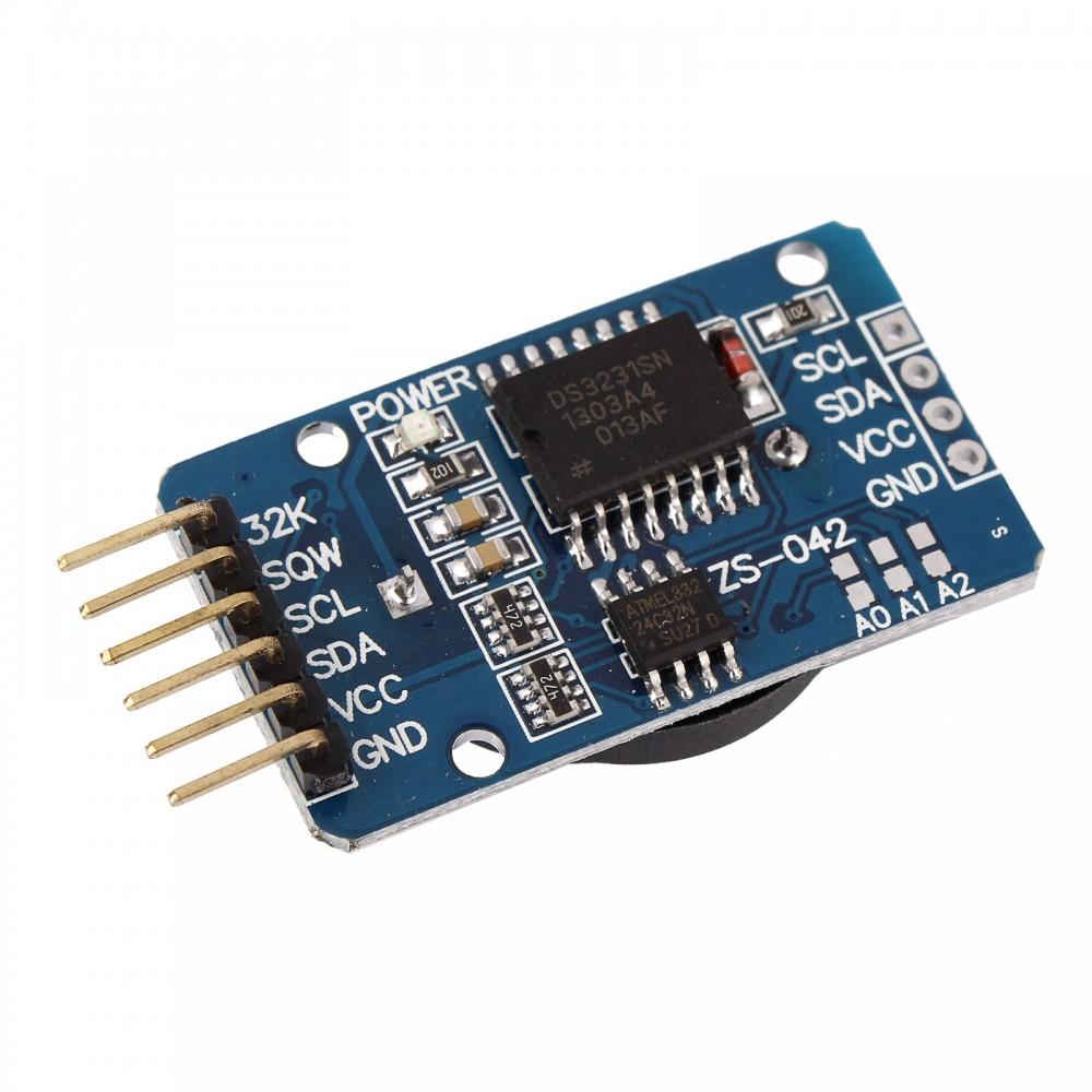 DS3231 RTC Precise Real Time Clock Module - Sensor - Arduino