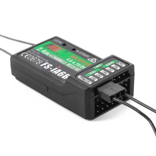 Flysky FS-IA6B RF 2.4GHz 6CH PPM output with iBus port receiver - Rc Remote - Multirotor