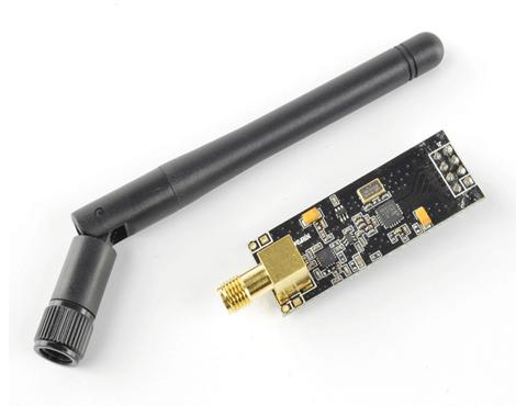 2.4GHz NRF24L01 PA LNA SMA Wireless Transceiver Antenna - Sensor - Arduino