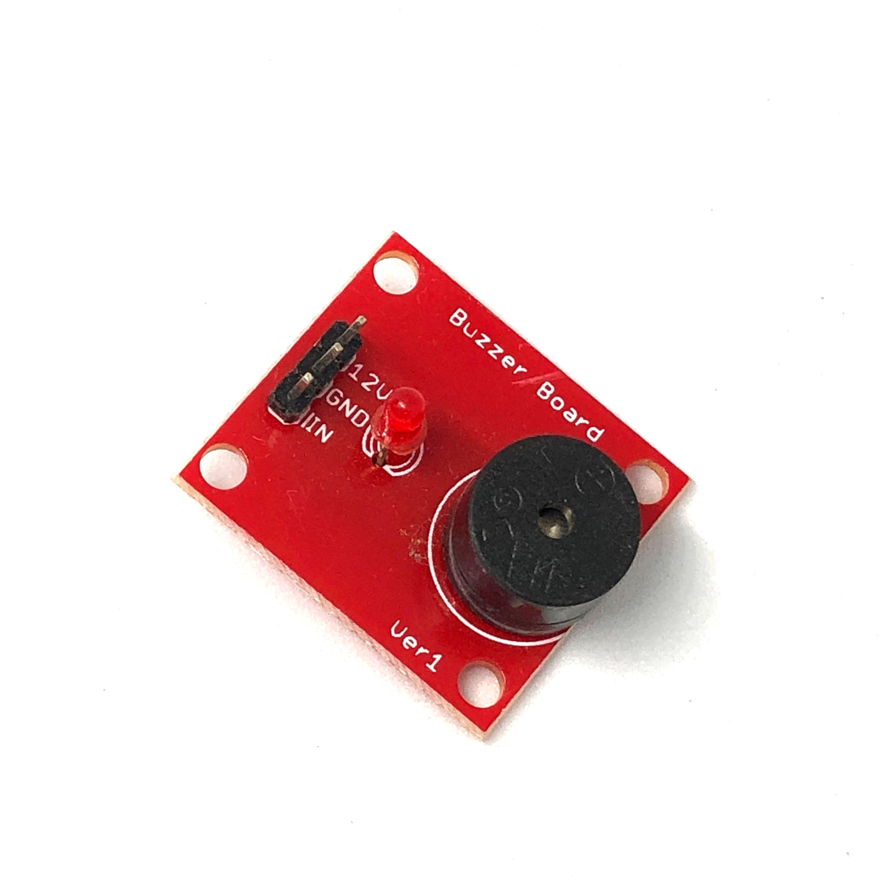 Active Buzzer Module 12V - Sensor - Arduino