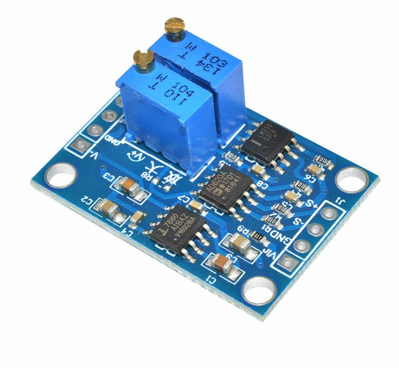 AD620 Microvolt/Millivolt Voltage Amplifier Module