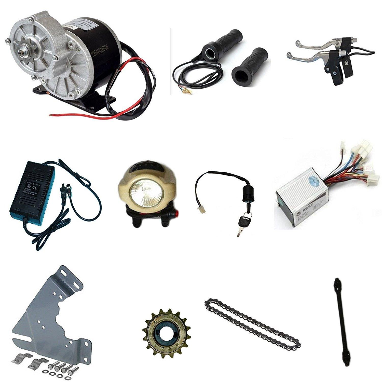 MY1016Z3 350W Motor Combo for Electric Bike / Bicycle - E-Bike -