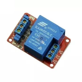 FC65 5V 30A DC Optocoupler Isolated Relay Module - Sensor - Arduino